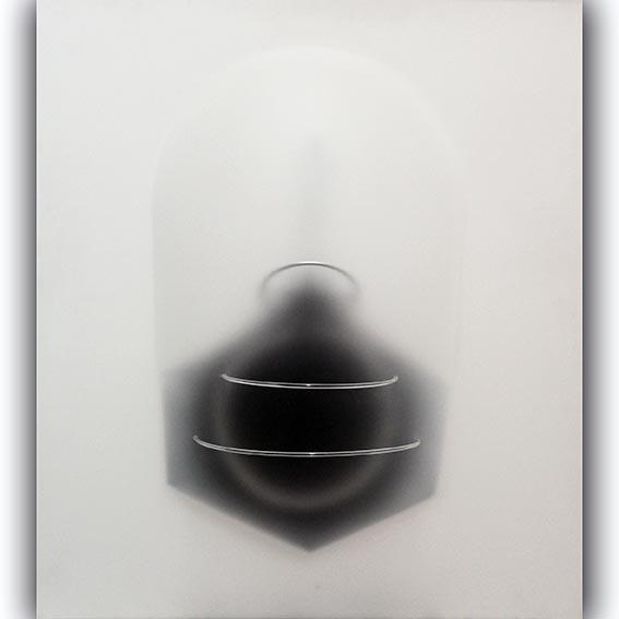 4 Paolo Radi  Anelito Movente  cm 99 x 90   2016