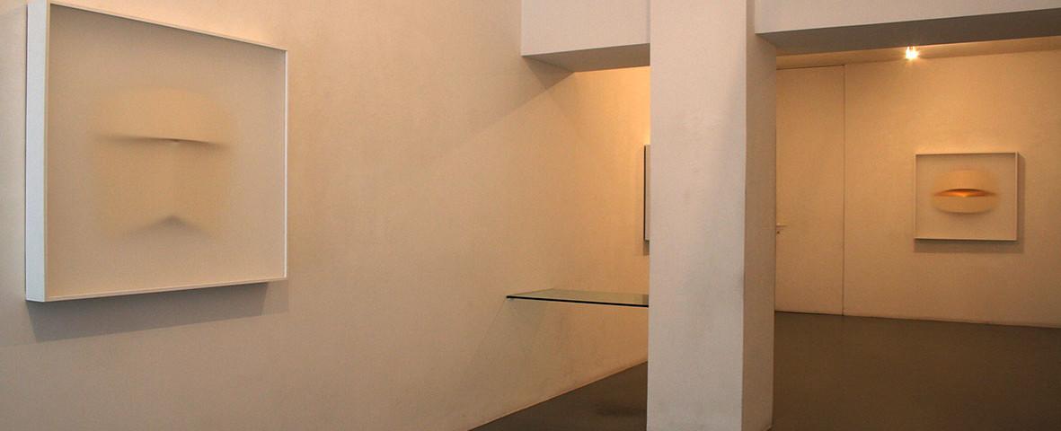 Del silenzio stesso Galleria Plurima 2006  Udine a