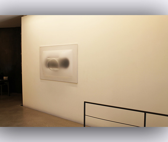 Nel vuoto un segno e l oscuro Shifting Shape Galleria Antonella Cattani Contemporary Art Bolzano 2014