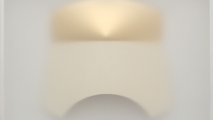 Nell'oro, cm 80x90, 2006