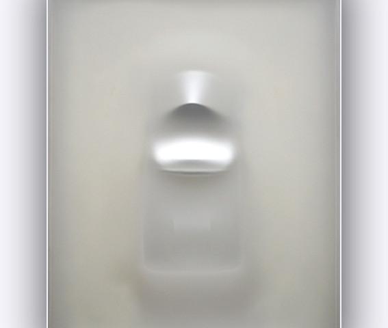 Paolo Radi Doppia scena dell'invisibile cm153x115