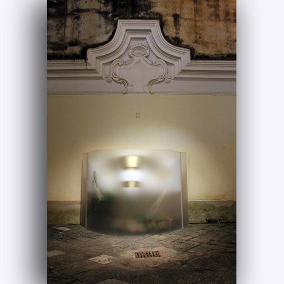 Paolo Radi Salerno  Palazzo Pinto  Door to door 2012