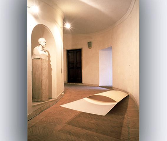 Premio giovani  scultura 2002 Accademia Nazionale di San Luca Roma
