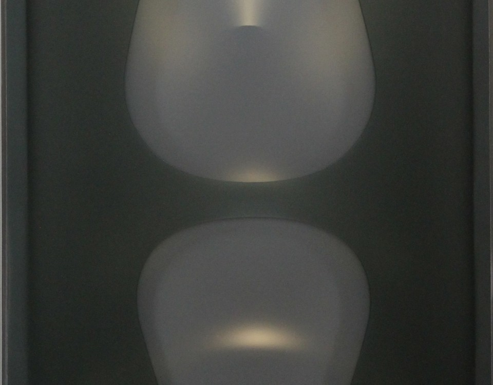 Paolo Radi Frammezzo agli opposti 2019 cm 118 x 63