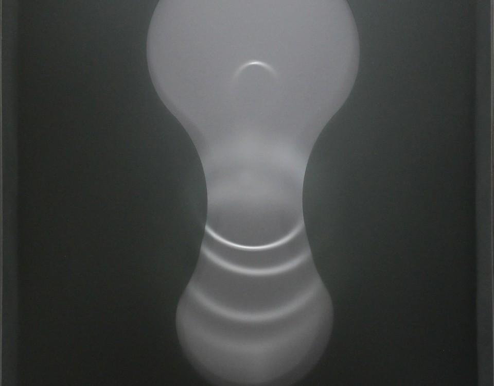 Paolo Radi In chiarità trae dall'oscuro 2018 cm 120 x 100